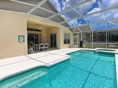 Pool, Golf & Games Room Villa, in a perfect quiet location