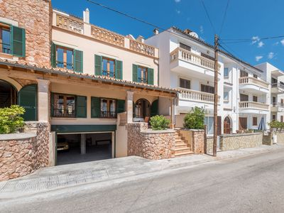 Photo for Centrally located with a rooftop terrace – Casa Sa Torre III