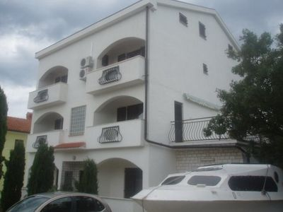 Photo for Holiday apartment with sea view and near the beach