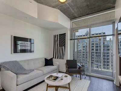 Photo for Welcoming 1BR w/ Gym in Uptown Charlotte