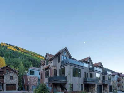 Photo for IRONWOOD: Luxury Townhome, Depot District Downtown Telluride, Hot Tub & Elevator