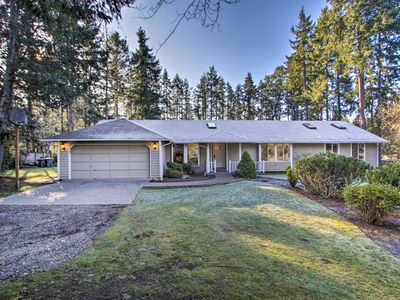 Photo for NEW! Gig Harbor Home <4 Mi to Puget Sound Access!