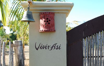 Photo for 4BR Chateau / Country House Vacation Rental in La Cachora Road, Todos Santos, BCS