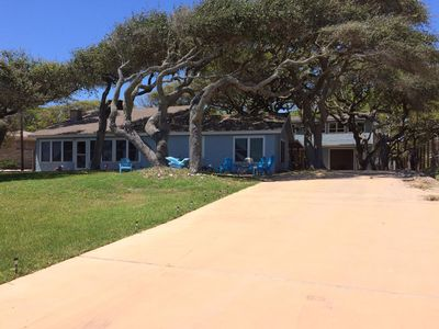 Amazing Waterfront Great Location Fulton Beach Rd 1 Story Handicap Accessible Rockport Home Interior And Landscaping Ologienasavecom