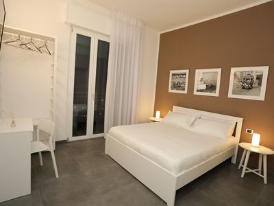 Photo for B&B Delia Rooms & Gallery - double room with private bathroom in B&B