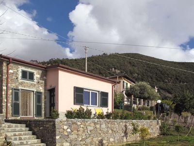 Photo for Vacation home Casetta Finestra sul Mare (MIA155) in Moneglia - 4 persons, 1 bedrooms