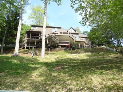Photo for Spacious lovely home on beautiful Norris Lake.