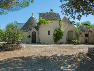 Photo for Vacation home Trullo Vecchia Aia in Alberobello - 5 persons, 2 bedrooms