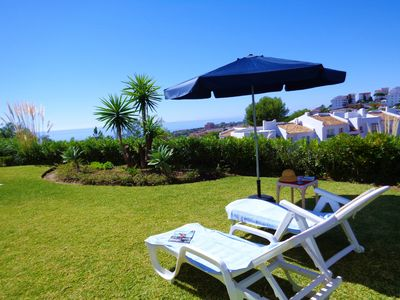 Photo for 1BR Apartment Vacation Rental in Mijas