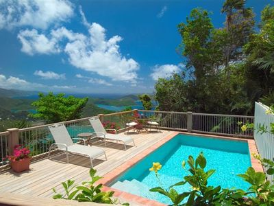 Photo for Drake's Lookout -  Hilltop villa with breathtaking, views! READY TO BOOK!