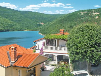 Photo for One bedroom Apartment, sleeps 4 in Hrvatini with Air Con and WiFi
