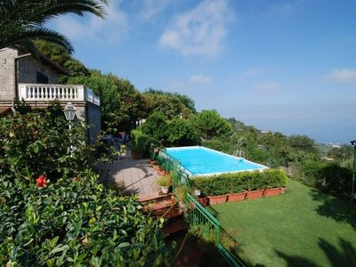 Photo for 3 bedroom Villa, sleeps 8 with Pool, Air Con and FREE WiFi