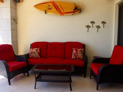 Photo for Sonoran Sun W-208 Walking On Sunshine Oasis 2 BR Oceanfront