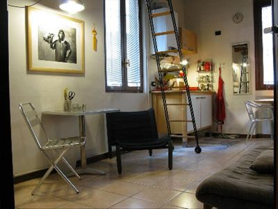 Photo for Very Central Cozy Studio Apartment in the Heart of Milan!
