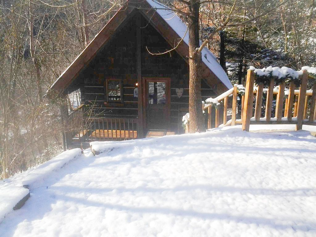 Baita per 2 persone nel gatlinburg 101303 for Cabina di brezza autunnale gatlinburg
