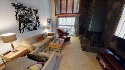 Photo for Relax in this comfy condo, golf course views, close to bike paths & the Village