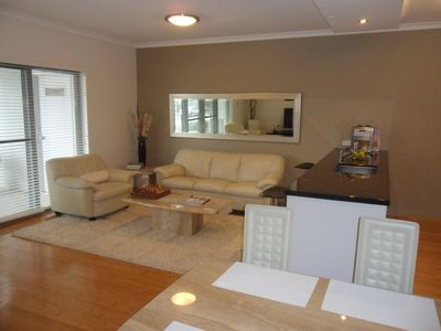 Photo for Executive Resort Style Apartment in West Perth. Heated Pool/WiFi/Bbq