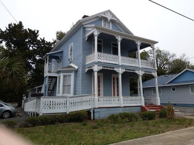 Photo for Pensacola North Hill Historic Cottage