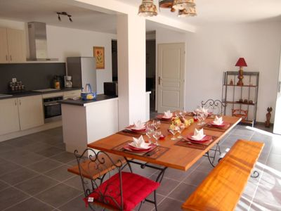 Photo for 'New' Air-conditioned apartment in RDJ of Villa in the municipality of Tavaco