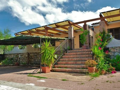 Photo for Vacation home Villa Luna in Sperlonga - 4 persons, 2 bedrooms