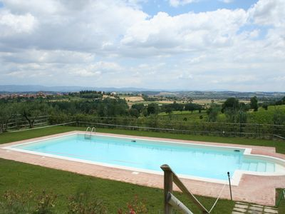 Photo for 1 bedroom accommodation in Acquaviva di Montepulciano