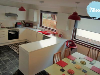 Photo for Family Friendly Home from Home in quiet scenic Village near Pitlochry
