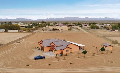 Photo for 2.0 Acre private setting luxury custom Home in Yuma Az near border