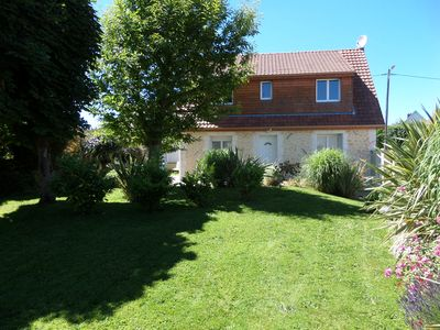 Photo for Close to the sea and Etretat, charming house with garden for 4/5 people