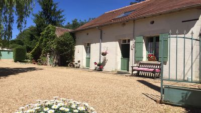 Photo for La Coyere Gites - 2 Wonderful Gites in Loire Valley with shared swimming pool