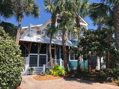 """Photo for """"Let It Be"""" - Newly Renovated - Private Beach Access - Community Pool- Sleeps 12"""
