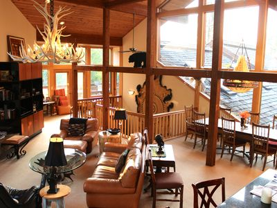 Photo for 5 Bedroom Ski In/ Ski Out Teton Village Home