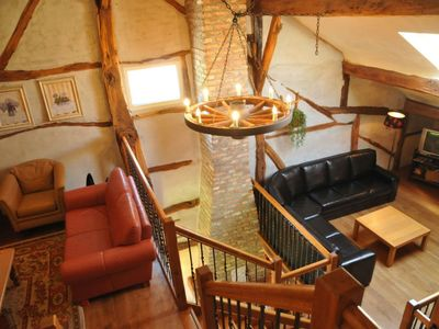 Photo for Vacation home Fermette Erpigny in Erezee - 32 persons, 8 bedrooms
