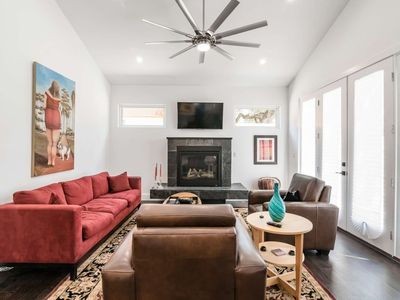 Photo for Tasteful Austin Compound One Block off South Congress Ave -  Perfect for Groups Traveling Together!