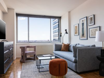 Photo for Sonder | Theater District | Sunny 1BR + City View