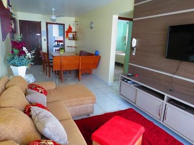 Photo for Cód 108 Apartment with 02 bedrooms at 50 meters from the beach of Bombas