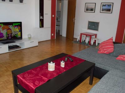 Photo for Apartment 2 Ground floor - Holiday House Zur Edertalsperre