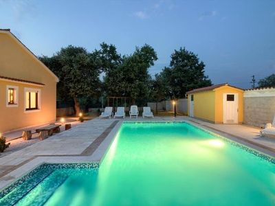 Photo for Holiday house Svetvinčenat for 1 - 10 persons with 4 bedrooms - Holiday house