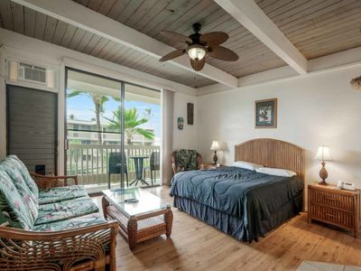 Photo for Live Kona-Style! Surf View Lanai+Kitchen, Flat Screen, AC, WiFi–Kona Bali Kai 362