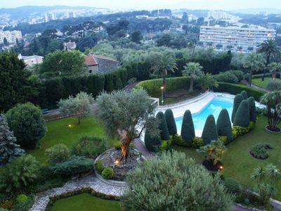 Photo for Bel Canto -Appartement lumineux, splendid vue and great pools for relaxation.