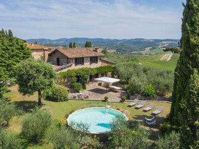 Photo for Villa Luly In Siena, Tuscany