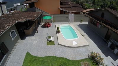 Photo for House with WI-FI Pool and Private Barbecue !!24 Hour Security