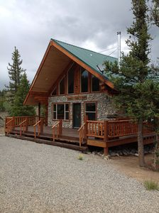 Photo for Crooked Finger Lodge located in the heart of Leadville athletic events