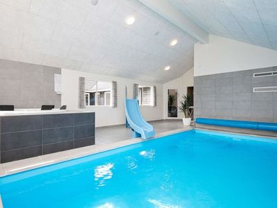 Photo for 8 bedroom Villa, sleeps 20 with Pool, FREE WiFi and Walk to Beach & Shops