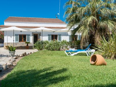 Photo for CAN BLAU (SERAFI) - Chalet with private garden in Port d'Alcudia.