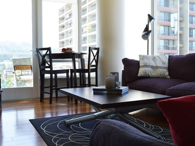 Photo for Highrise Condo Downtown w/ City Views!