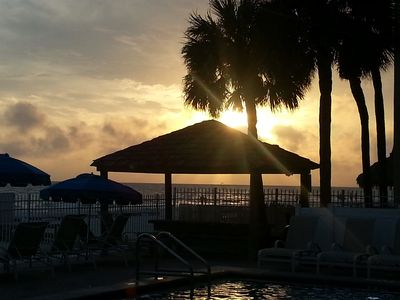 Photo for Luxury Beachfront Condo - Seaview #404 - Beach, Pool, Hot-Tub!