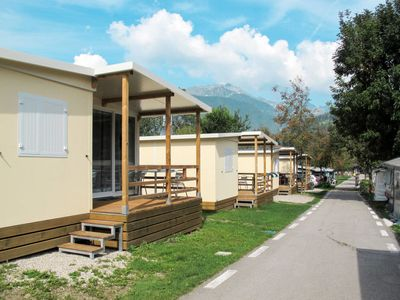 Photo for Vacation home Anlage mit Pool (LDL310) in Lago di Ledro - 4 persons, 2 bedrooms