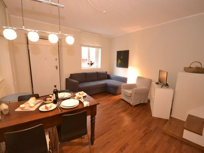 Photo for Holiday apartment not far from the lake with modern furnishings