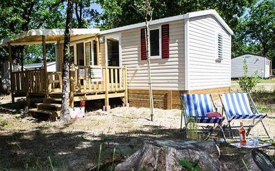 Photo for 2BR Mobile Home Vacation Rental in Soulac-sur-Mer