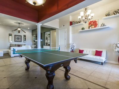 Photo for 4329   PRIVATE POOL, BILLIARDS, PING PONG, PS4, GAMES, AND MORE!